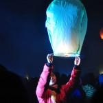 Festival Lampion Dieng Culture Festival 2015
