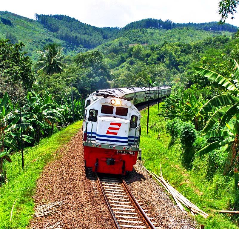 pengaktifan kembali Jalur kereta api Purwokerto-Wonosobo