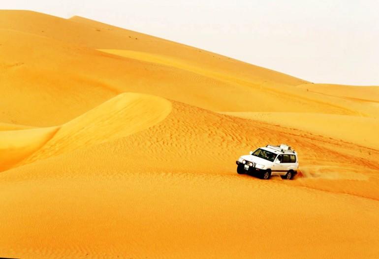 Desert Safari Dubai , Wisata Petualangan Off Road di Gurun Dubai