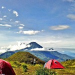 Gunung Prau Dieng Via @deroswunga