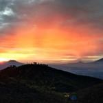 Pagi di Gunung Prau Dieng via @arianidian