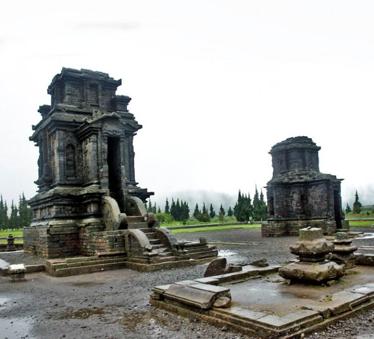 Candi Arjuna Dieng