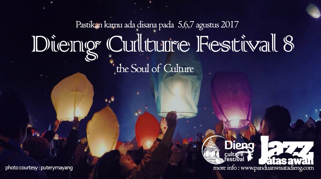 Dieng Culture Festival 8 (2017)