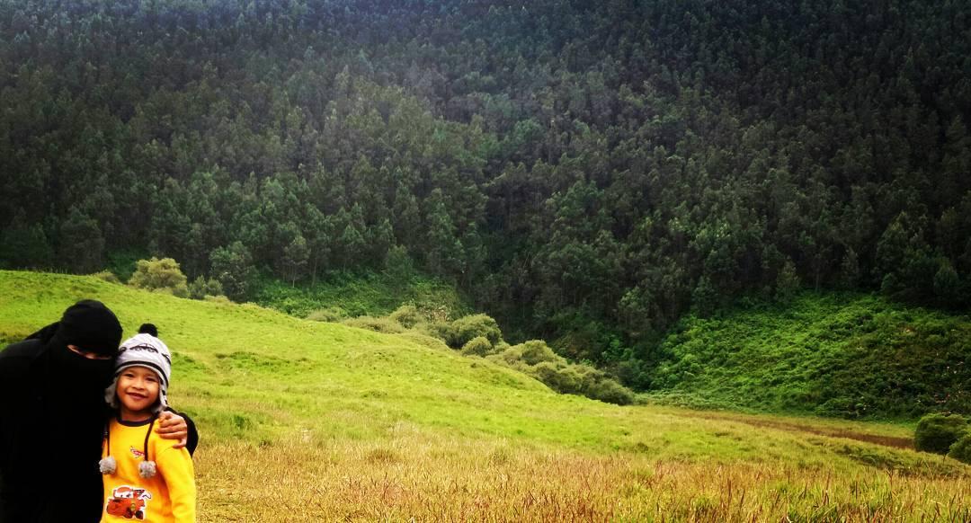Padang Savana Semurup Dieng via sapphire.garden